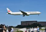 mojioさんが、成田国際空港で撮影した日本航空 777-346/ERの航空フォト(写真)