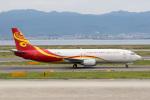 sg-driverさんが、関西国際空港で撮影した揚子江快運航空 737-44P(SF)の航空フォト(写真)