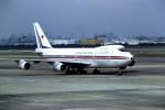 ansett767ksさんが、羽田空港で撮影したチャイナエアライン 747-209Bの航空フォト(写真)