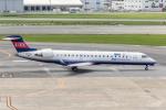 Y-Kenzoさんが、福岡空港で撮影したアイベックスエアラインズ CL-600-2C10 Regional Jet CRJ-702ERの航空フォト(写真)