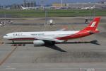 キイロイトリ1005fさんが、羽田空港で撮影した上海航空 A330-343Xの航空フォト(写真)