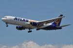 デルタおA330さんが、横田基地で撮影したアトラス航空 767-38E/ERの航空フォト(写真)