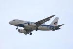Masahiro0さんが、スワンナプーム国際空港で撮影したバンコクエアウェイズ A319-131の航空フォト(写真)