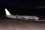かずまっくすさんが、長崎空港で撮影したソラシド エア 737-86Nの航空フォト(写真)