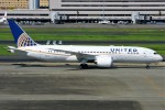 Spot KEIHINさんが、羽田空港で撮影したユナイテッド航空 787-8 Dreamlinerの航空フォト(写真)