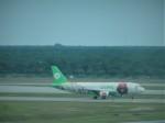 toyokoさんが、クアラルンプール国際空港で撮影したエアアジア A320-216の航空フォト(写真)