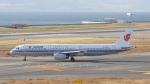 てつさんが、関西国際空港で撮影した中国国際航空 A321-232の航空フォト(写真)