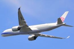 shining star ✈さんが、関西国際空港で撮影したチャイナエアライン A350-941XWBの航空フォト(写真)