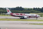 どりーむらいなーさんが、成田国際空港で撮影した中国国際航空 777-2J6の航空フォト(写真)
