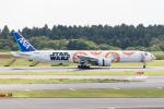 どりーむらいなーさんが、成田国際空港で撮影した全日空 777-381/ERの航空フォト(写真)