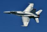 kamerajiijiさんが、茨城空港で撮影したアメリカ海兵隊 F/A-18C Hornetの航空フォト(写真)