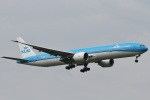 camelliaさんが、成田国際空港で撮影したKLMオランダ航空 777-306/ERの航空フォト(写真)