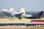 安芸あすかさんが、ブリュッセル国際空港で撮影したブリュッセル航空 A330-223の航空フォト(写真)