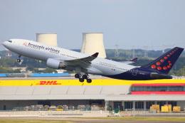 ブリュッセル国際空港 - Brussels Airport [BRU/EBBR]で撮影されたブリュッセル国際空港 - Brussels Airport [BRU/EBBR]の航空機写真