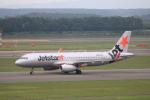 zero1さんが、新千歳空港で撮影したジェットスター・ジャパン A320-232の航空フォト(写真)