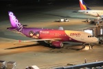 スポット110さんが、羽田空港で撮影したピーチ A320-214の航空フォト(写真)