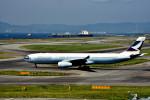 we love kixさんが、関西国際空港で撮影したキャセイパシフィック航空 A330-342Xの航空フォト(写真)