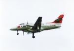 takamaruさんが、名古屋飛行場で撮影したジェイ・エア BAe-3216 Jetstream Super 31の航空フォト(写真)