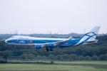 sg-driverさんが、成田国際空港で撮影したエアブリッジ・カーゴ・エアラインズ 747-4KZF/SCDの航空フォト(写真)