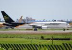雲霧さんが、成田国際空港で撮影したUPS航空 767-34AF/ERの航空フォト(写真)