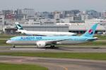 sg-driverさんが、福岡空港で撮影した大韓航空 787-9の航空フォト(写真)