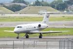 414404kazuさんが、名古屋飛行場で撮影したダイヤモンド・エア・サービス G-1159 Gulfstream IIの航空フォト(写真)
