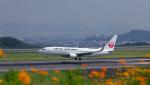 ji5islさんが、高松空港で撮影した日本航空 737-846の航空フォト(写真)