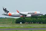 saoya_saodakeさんが、成田国際空港で撮影したジェットスター・ジャパン A320-232の航空フォト(写真)