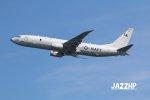 JA22HPさんが、岩国空港で撮影したアメリカ海軍 P-8A (737-8FV)の航空フォト(写真)