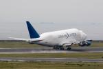 どりーむらいなーさんが、中部国際空港で撮影したボーイング 747-4H6(LCF) Dreamlifterの航空フォト(写真)