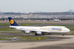 どりーむらいなーさんが、羽田空港で撮影したルフトハンザドイツ航空 747-830の航空フォト(写真)