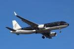 蒲田賢二さんが、羽田空港で撮影したスターフライヤー A320-214の航空フォト(写真)