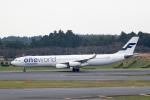 どりーむらいなーさんが、成田国際空港で撮影したフィンエアー A340-313Xの航空フォト(写真)