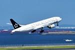 left eyeさんが、羽田空港で撮影した全日空 777-281の航空フォト(写真)