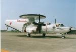 Wasawasa-isaoさんが、小松空港で撮影した航空自衛隊 E-2C Hawkeyeの航空フォト(写真)