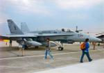 Wasawasa-isaoさんが、三沢飛行場で撮影したアメリカ海兵隊 F/A-18A Hornetの航空フォト(写真)