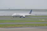 hareotokoさんが、羽田空港で撮影したユナイテッド航空 787-9の航空フォト(写真)
