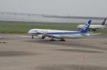 hareotokoさんが、羽田空港で撮影した全日空 777-381の航空フォト(写真)