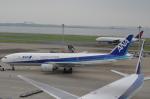 hareotokoさんが、羽田空港で撮影した全日空 777-281の航空フォト(写真)