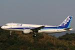 A-Chanさんが、福岡空港で撮影した全日空 A320-211の航空フォト(写真)