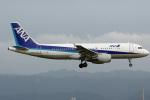 A-Chanさんが、関西国際空港で撮影した全日空 A320-214の航空フォト(写真)
