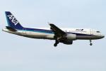 A-Chanさんが、成田国際空港で撮影した全日空 A320-214の航空フォト(写真)