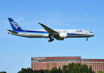 mojioさんが、成田国際空港で撮影した全日空 787-9の航空フォト(写真)