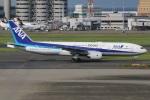 たみぃさんが、羽田空港で撮影した全日空 777-281/ERの航空フォト(写真)