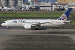 たみぃさんが、羽田空港で撮影したユナイテッド航空 787-8 Dreamlinerの航空フォト(写真)