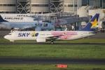 たみぃさんが、羽田空港で撮影したスカイマーク 737-86Nの航空フォト(写真)