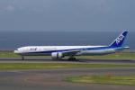 yabyanさんが、中部国際空港で撮影した全日空 777-381/ERの航空フォト(写真)