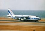 Wasawasa-isaoさんが、中部国際空港で撮影したヴォルガ・ドニエプル航空 An-124-100 Ruslanの航空フォト(写真)