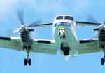 下地島空港タッチアンドゴー1990sさんが、下地島空港で撮影した海上保安庁 B300の航空フォト(写真)