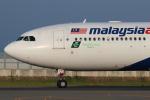 つみネコ♯2さんが、関西国際空港で撮影したマレーシア航空 A330-323Xの航空フォト(写真)